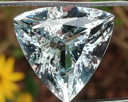 Aquamarin, 16.87ct, VVS TO IF, perfect stone läßt chance before it is certi