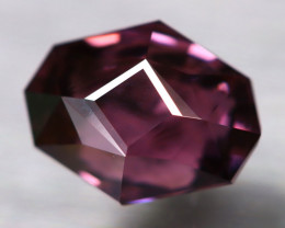 Purple Spinel 2.67Ct VVS Master Cut Natural Purple Spinel AT1048