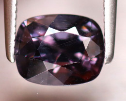 Spinel 2.06Ct Mogok Spinel Natural Burmese Purple Spinel EF1320/A12