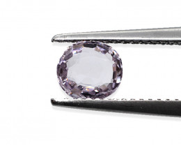 0.992 Cts Stunning Lustrous Burmese Pink Spinel