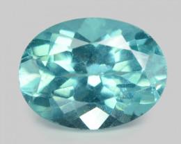 Apatite 1.60 Cts Un Heated Natural Green Gemstone