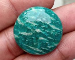 BEAUTIFUL AMAZONITE CABOCHON Natural Gemstone VA3820