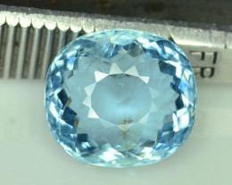 Certified Top Grade 5.65 ct Attractive Color Aquamarine
