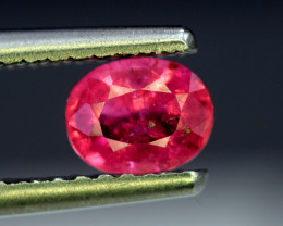 NR Auction, 0.85 Carats Amazing Natural Rubellite Tourmaline Gemstone