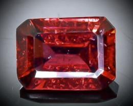 1.93 Crt  Rhodolite Garnet Faceted Gemstone (Rk-92)