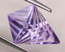 3.08ct Natural Purple Amethyst Fancy Cut Lot D486
