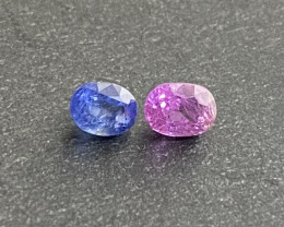 1.27ct natural unheated sapphire