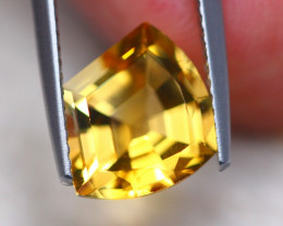 2.80Ct Natural Yellow Citrine Fancy Cut Lot A1112