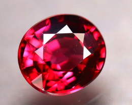 Rhodolite 2.04Ct Natural VVS Purplish Red Rhodolite Garnet D1401/A5