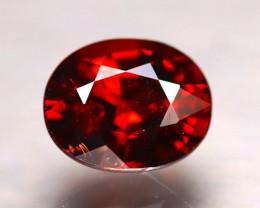 Almandine 1.93Ct Natural Vivid Blood Red Almandine Garnet D1406/B3