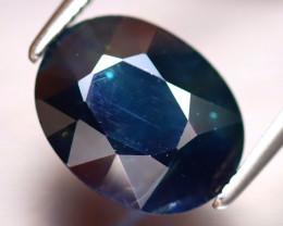 Blue Sapphire 4.71Ct Natural Blue Sapphire DF1417/B39