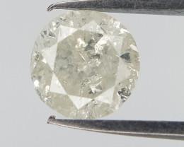 0.50 cts , Half Carat Diamond , Natural white Diamond , NR1