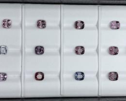 10.90 CT Spinel Gemstones