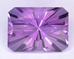 Natural Amethyst 41.94 Cts Top Quality with Precision Cut