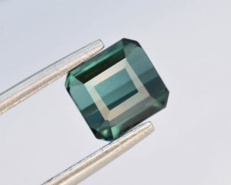 1.45 Ct Natural Indicolite Tourmaline