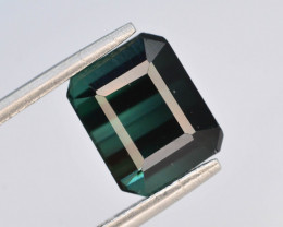 3.90 Ct Natural Indicolite Tourmaline
