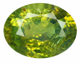 AIG Certified Natural Color Change Alexandrite - 1.39 ct