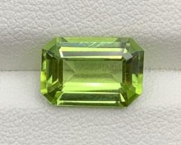3.76 CT  Peridot Gemstones