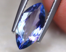 1.57Ct Natural Violet Blue Tanzanite Marquise Cut Lot LZ6953