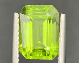 Top Grade 2.81 CT Peridot Gemstones