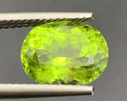 3.60 CT Peridot Gemstones