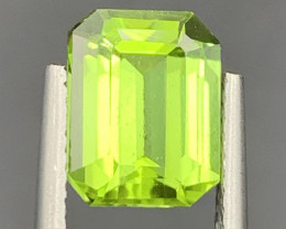2.48 CT Peridot Gemstones