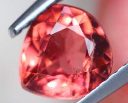 1.16Ct Natural Pink Tourmaline Pear Cut Lot Z588