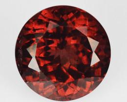 1.59 Cts Unheated Natural Cherry Pinkish Red Rhodolite Garnet Gemstone
