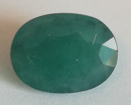 Grandiderit, 4.625ct, beautiful colour reminds me of the caribbean sea!