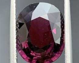 3.74 Carat Rubellite Tourmaline Gemstone