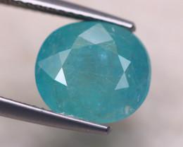 3.94ct Natural Grandidierite Pear Cut Rare Gemstone Lot V7824