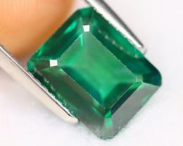 4.23cts Natural Vivid Green Topaz / KL461
