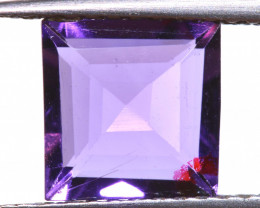 1.35 CTS AMETHYST FACETED STONE  CG - 292