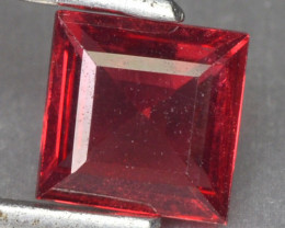 0.56 Cts Very Rare Deep Red Color Natural Spinel Gemstone