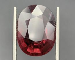 15.66 Carat Rubellite Tourmaline Gemstone
