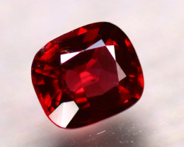 Spinel 1.10Ct Mogok Spinel Natural Burmese Red Spinel D1613/B33