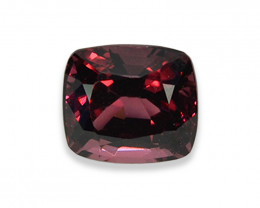 1.429 Cts Stunning Lustrous Burmese Brownish Red Spinel