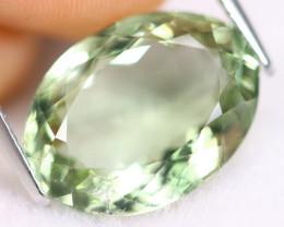 10.42cts Natural VS Clarity Green Amethyst / MA781