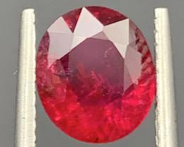 2.31 Carat RubelliteTourmaline Gemstone