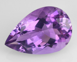 5.41 Ct Natural Amethyst Top Cutting Top Quality Gemstone AM3