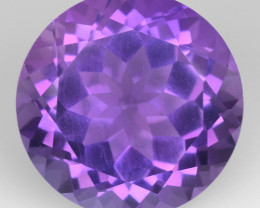 4.86 Ct Natural Amethyst Top Cutting Top Quality Gemstone AM8