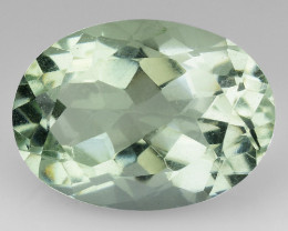 5.66 Ct Natural Prasiolite Top Quality Gemstone  PR10