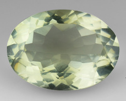 5.11 Ct Natural Prasiolite Top Quality Gemstone  PR14
