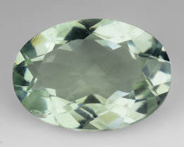 4.66 Ct Natural Prasiolite Top Quality Gemstone  PR19