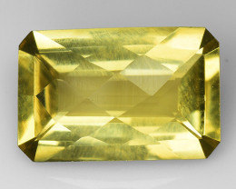 3.43 Ct Natural Citrin Top Quality Gemstone. CT5