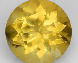 3.46 Ct Natural Citrin Top Quality Gemstone. CT11