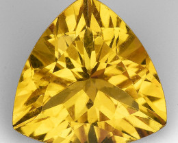 3.26 Ct Natural Citrin Top Quality Gemstone. CT13