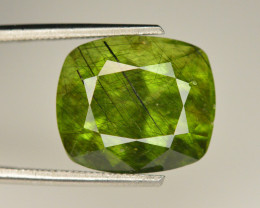 9.60 Ct Natural Beautiful Rutile Peridot Gemstone