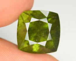 12.85 Ct Natural Beautiful Rutile Peridot Gemstone