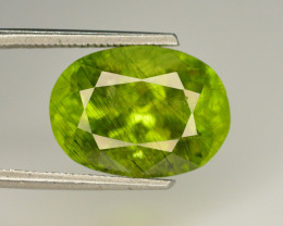 8.70 Ct Natural Beautiful Rutile Peridot Gemstone